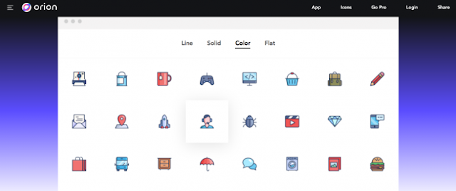 Orion Icon-Web Design tools to streamline your workflow and  boost creativity-Hire A Virtual Assistant