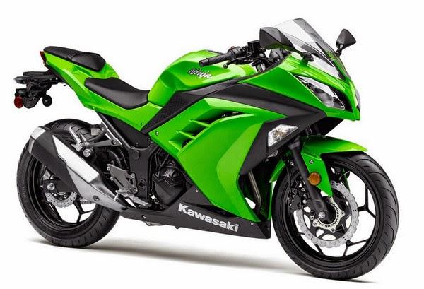 новые мотоциклы Kawasaki