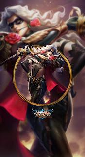 Lancelot Masked Knight Heroes Assassin of Skins V2