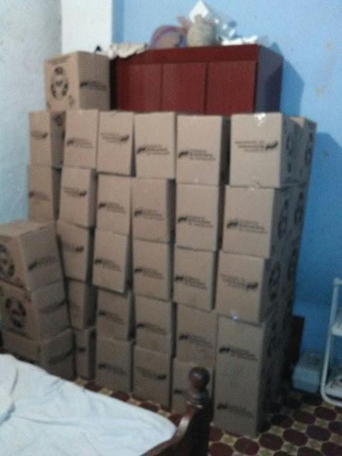 Detenido sargento que bachaqueaba cajas de CLAP