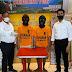 Dua Orang Pemakai Sabu Diamankan Polsek Medan Kota