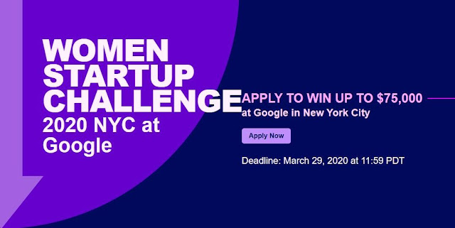 10th Women Startup Challenge Calls for Applications