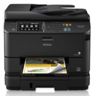 Epson WorkForce Pro WF-4640 Download Driver Printer