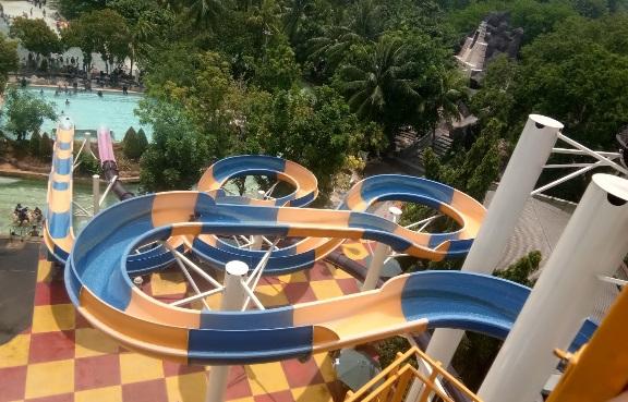 Wahana Dan Harga Tiket Masuk Atlantis Water Adventure Ancol Jakarta