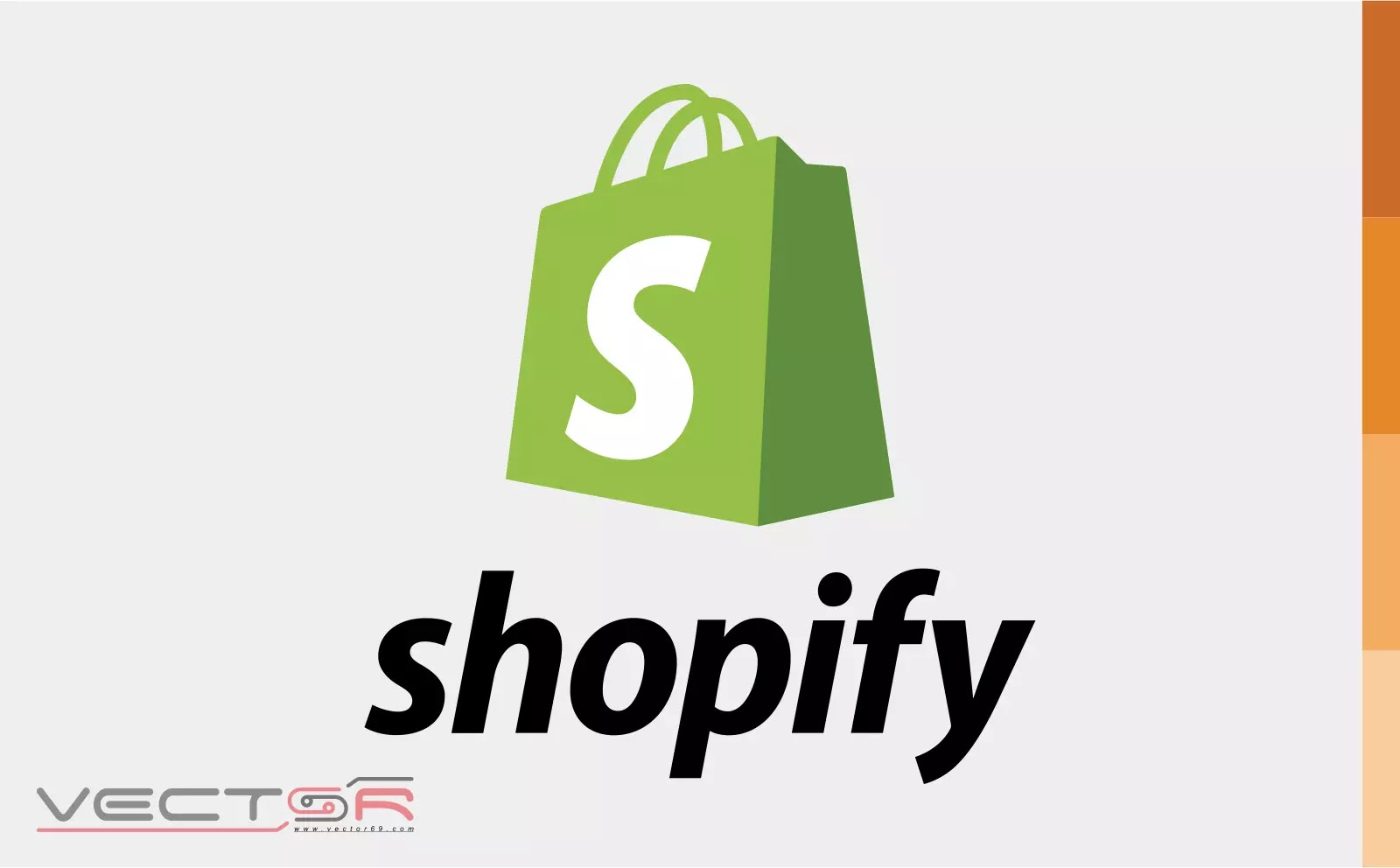 Shopify (2006) Vertical Logo - Download Vector File AI (Adobe Illustrator)
