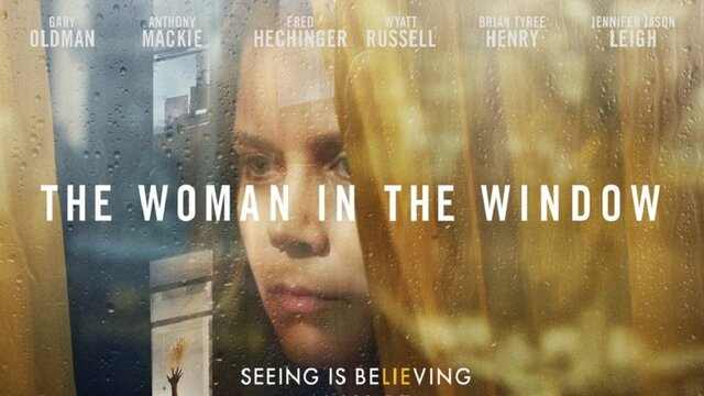 The Woman in the Window movie cast