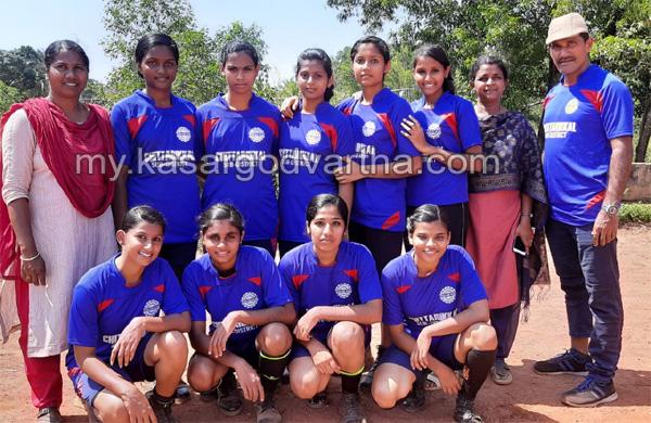 News, Kerala, Sports, Tug of war, Revenue Dist school tug of war championship: Kasargod, Chitarikkal sub districts won