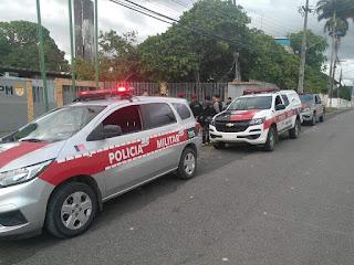 Polícias Militar e Civil prendem acusado de tentativa de homicídio em Belém