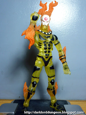 Marvel Legends AOA Series Sunfire Action Figure