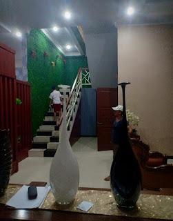 Rumah mewah FULLY FURNISHED di Jl. Guru Sinumba - Karya Dalam Medan