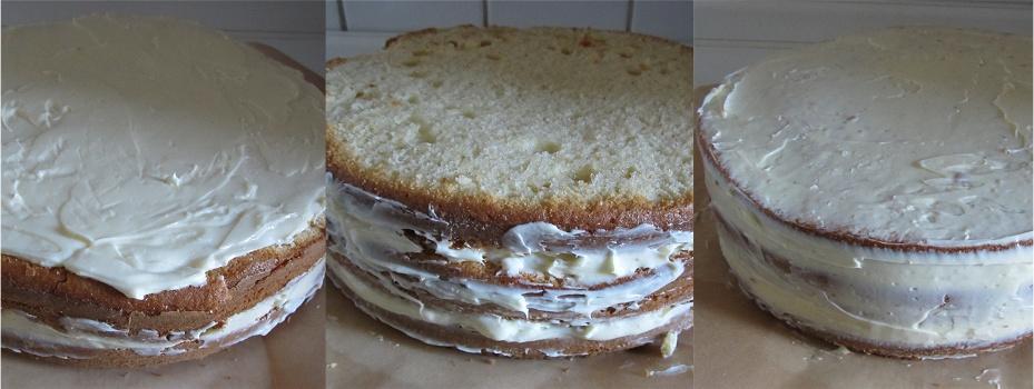 KitKat-M&M's Torte/Gravity Cake Anleitung 2