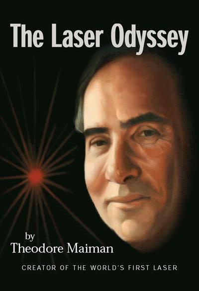 Buku yang Membahas tentang Laser karya Theodore Maiman