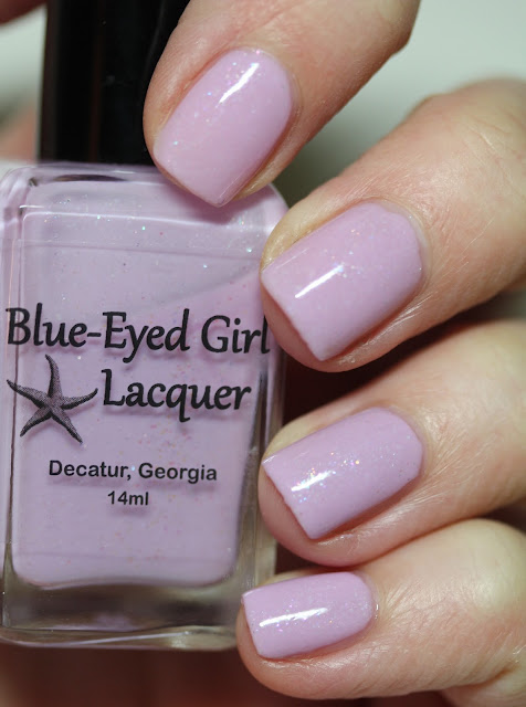 Blue-Eyed Girl Lacquer Siren's May Bouquet