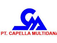 Lowongan Kerja PT. Capella Multidana