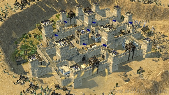 Stronghold Crusader 2 Full Free Download
