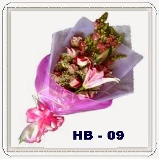 Bunga Buket Wedding
