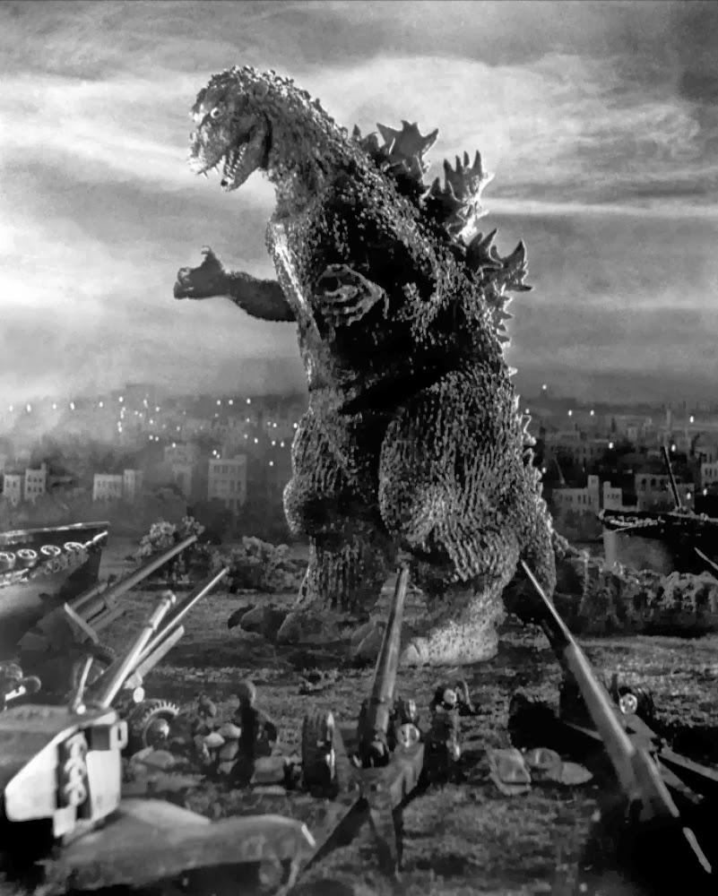 Sci-Fi Film Fiesta: Godzilla (1954)
