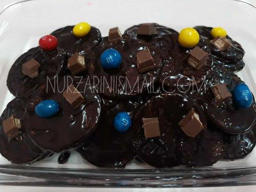 Resepi Kek Batik Rangup dan Sedap