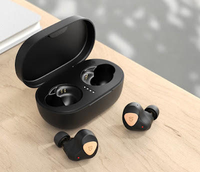 SOUNDPEATS Truengine 3 SE - Uns belos earphones