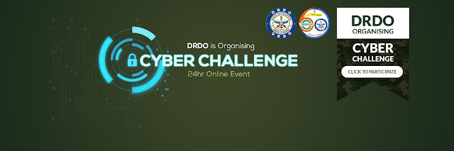 DRDO Cyber Challenge Win Rs 25000, Rs 20000, Rs 15000 in