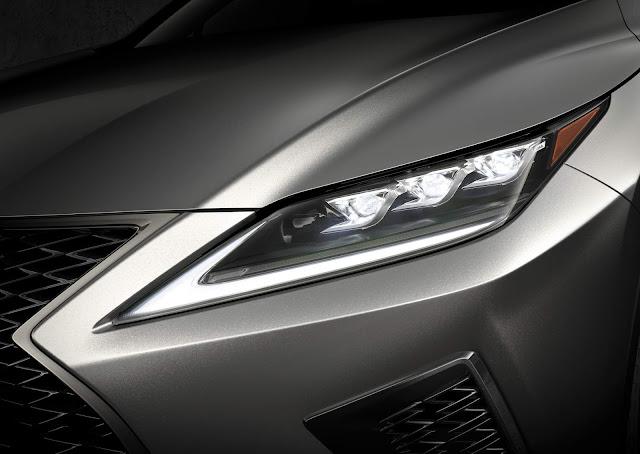 Lexus RX 450h híbrido chega ao Brasil por R$ 371.990