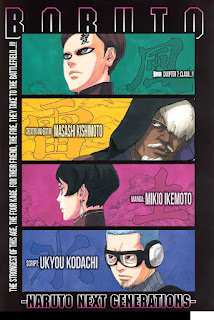 Update! Read Boruto Manga Chapter 7 Full English