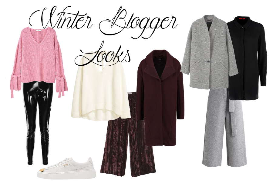 meine liebsten Blogger Looks im Winter
