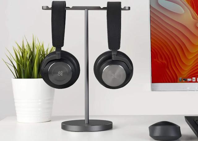 Double Headphones Stand, Jokitech Aluminum Alloy Desk 3 review