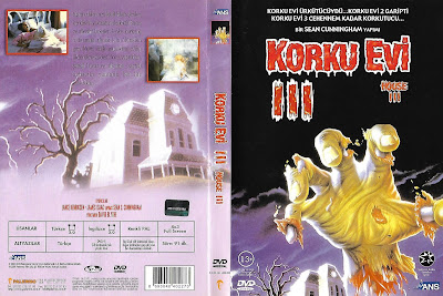 House III (The Horror Show /  Korku Evi 3, 1989) DVD
