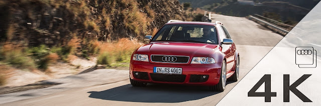 Audiblogpl Tapety Audi Rs4 Avant B5 4k
