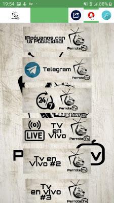 تحميل تطبيق  PERROTE TV 2020 لمشاهدة أفضل القنوات التلفزيونية والأفلام والمسلسلات