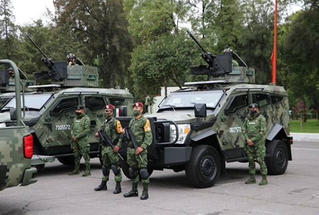 Alistándose para la guerra contra Los Cárteles? Ejercito mexicano compra 30 millones de cartuchos con costo de 300 millones