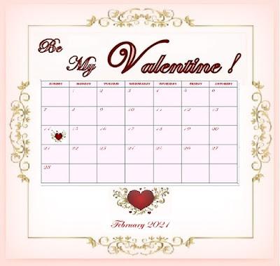 Be My Valentine World Website