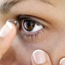 Sleep with Contact Lenses could invite blindness