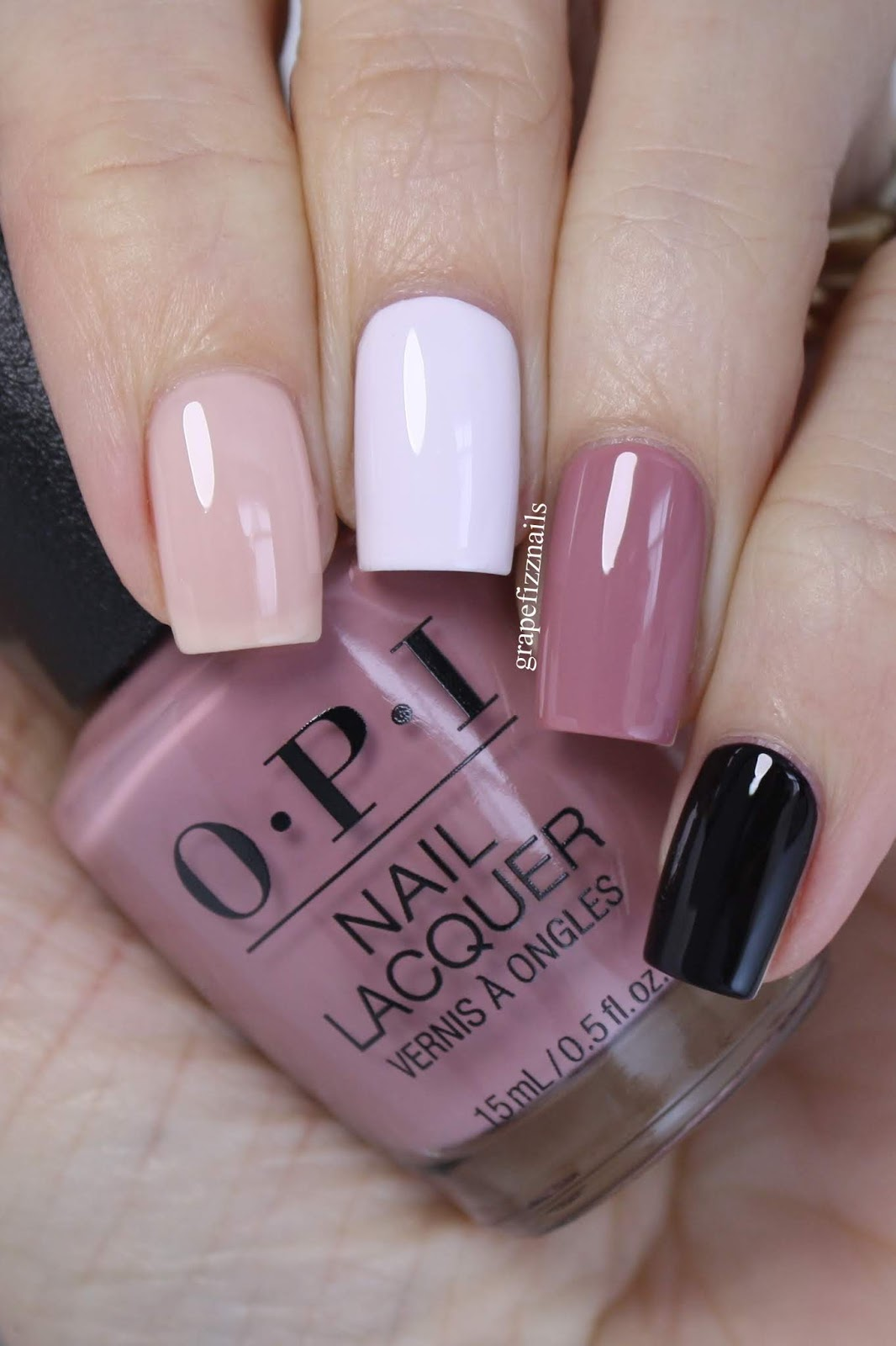 Grape Fizz Nails: New OPI DS Tourmaline   Nail polish