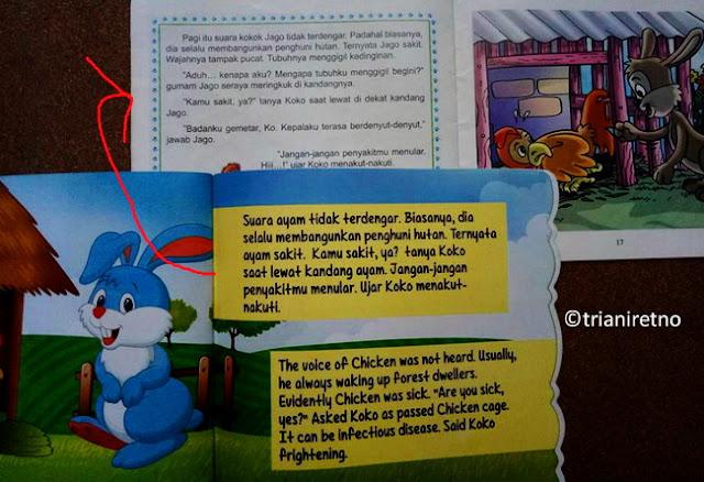 Contojh buku plagiat