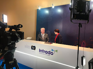 richard staynings HIMSS TV interview, HIMSS AsiaPac 2019
