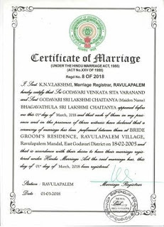 How to apply for Marriage Certificate in India complete guide
