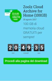Cattura - Un Cloud da 100 GB gratis