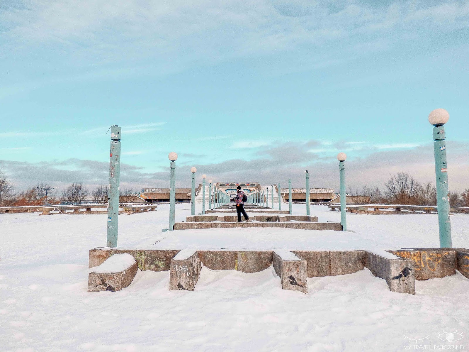 My Travel Background : Escale à Tallinn en Estonie, la perle de la Mer Baltique - Le Linnahall