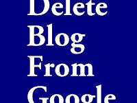 Cara Menghapus Blog Dari Google Search