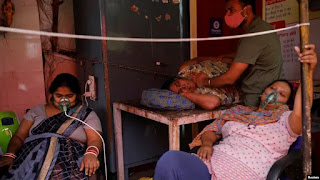 Pakar Amerika Serikat Rekomendasikan India Lockdown