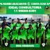 Copa Nambi: Real Cidadania conquista 1ª vitória na competição