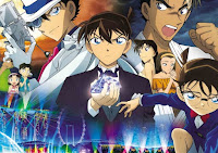 Detective Conan Movie 23: The Fist of Blue Sapphire Bluray Subtitle Indonesia