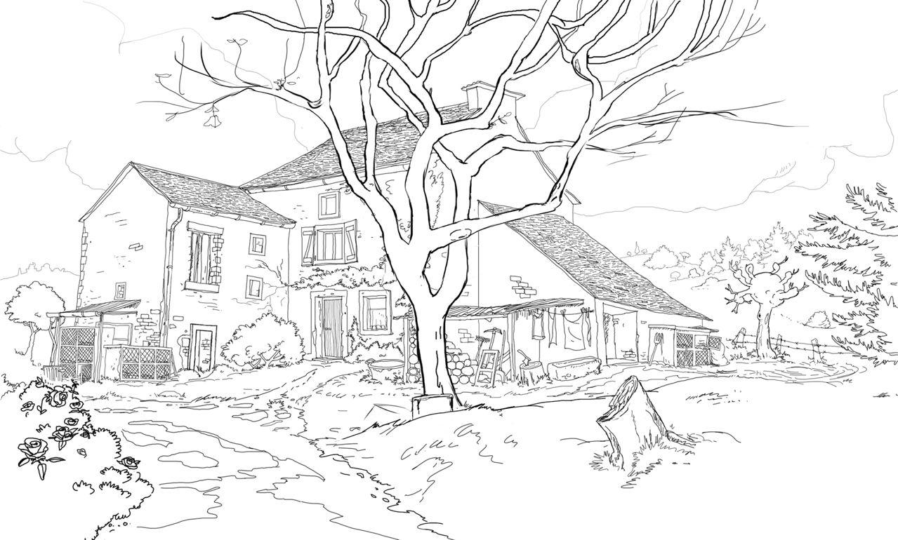 titeuf long m trage recherches crayon aquarelles colines. Black Bedroom Furniture Sets. Home Design Ideas