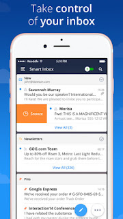 spark email app for iphone