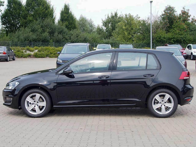 VW Golf Highline 2014