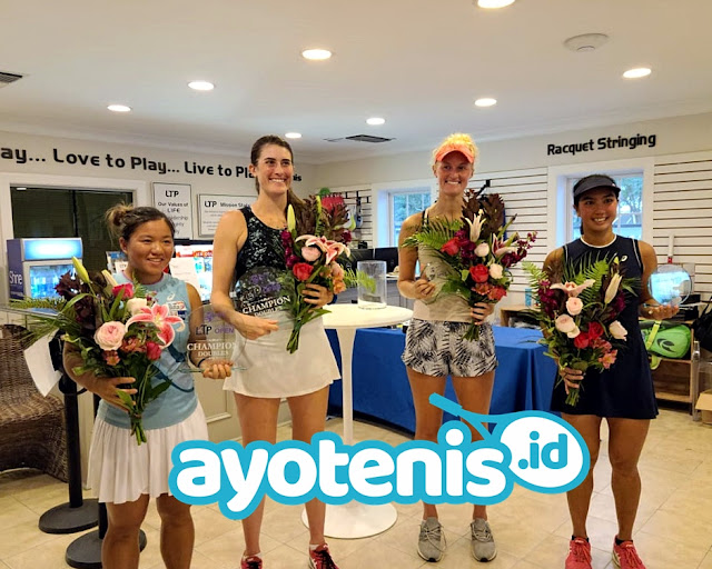 Prestasi Aldila di Amerika Serikat, Akhiri Penantian Panjang Petenis Indonesia Berlaga di Final Turnamen WTA