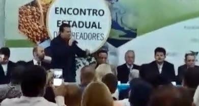 Deputado Márcio Nunes fala que alunos não têm conhecimento para discutir
