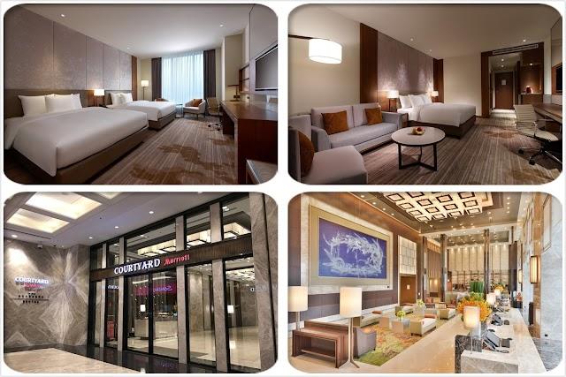 2021 Marriott Q2台北六福萬怡酒店 X 里程家  4500-5500住房贈萬點專案 5/12起跑